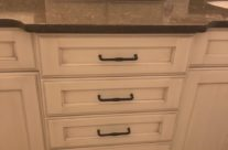 Custom Bathroom Drawers