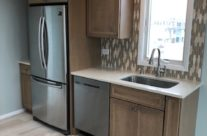 Modern Maple Kitchen