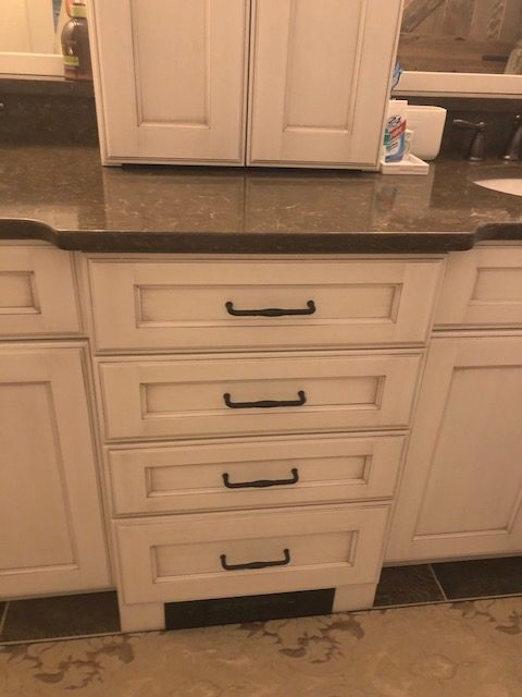 Bathroom Drawers