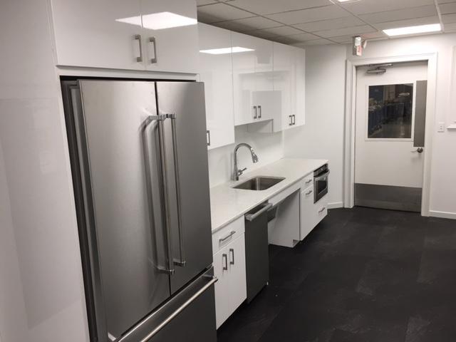 Corporate Office Kitchen Fridge